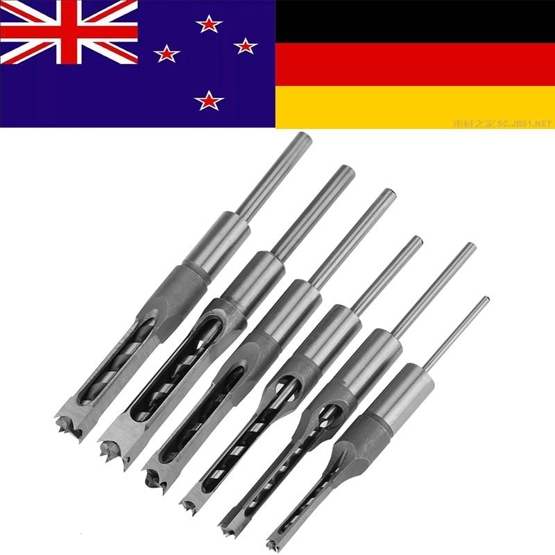 8 pièces 3-8 mm Multi-Usage Foret-Set hex-9 Multi Construction