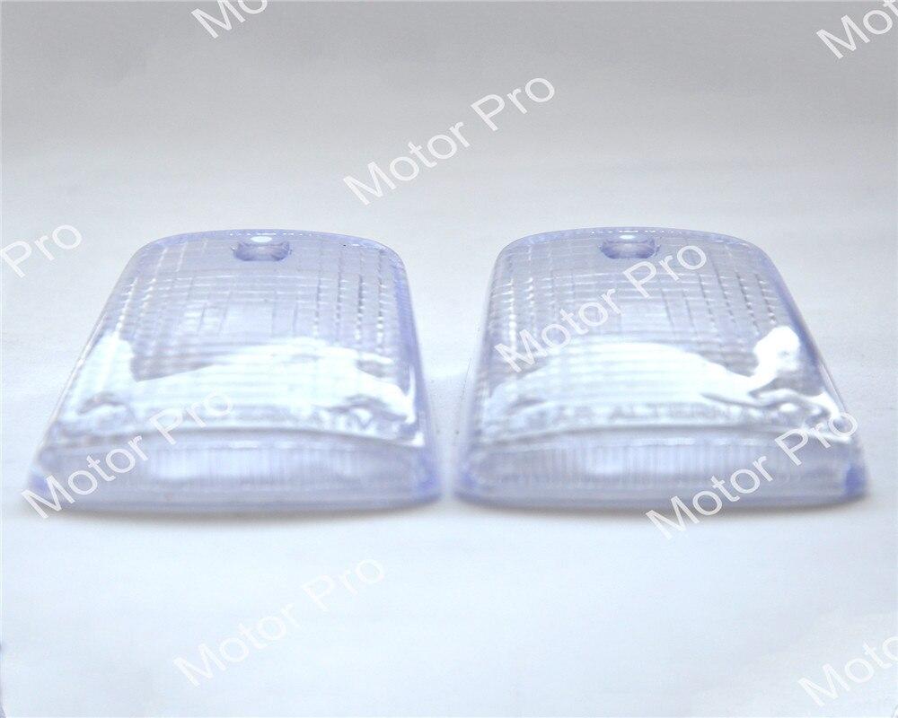 Light Covers For Suzuki GSXR 600 750 1000 1989 - 1998 Turn Signal Lens GSX R GSX-R 1990 1991 1992 1993 1994 1995 1996 1997 Smoke