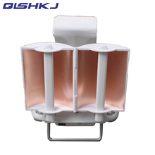 Dobrável Antena De Controle Remoto Range Extender Signal Booster Para DJI Fantasma 4/Pro +/3 Advance/3 pro Inspirar 1 Zangão