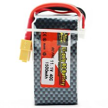Original ZOP Power ZOP 1500mAh 11.1V 40C Battery for RC Airplane XT60 Plug 2016 For RC Quadcopter Drone Helicopter