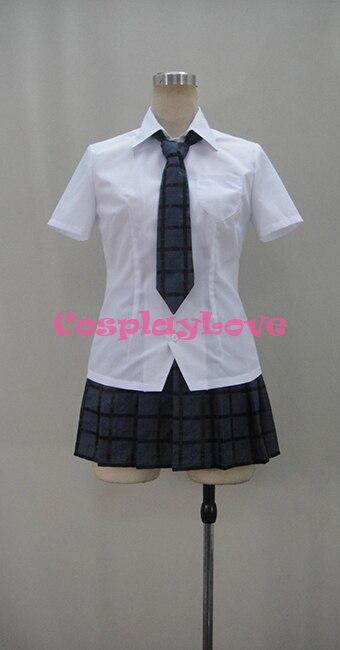 Akuma no Riddle Azuma Tokaku School Uniform font b Cosplay b font Cloak Halloween Costumes For