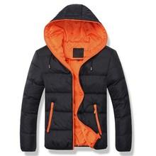 НОВЫЙ 2015 горячая Зима мужская Одежда napapijri Куртки Плюс Размер Хлопок Мужская Куртка Человек Пальто Мужчины мужская Хлопок конфеты Цвет