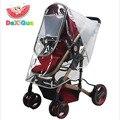 Stroller Buggys Fit Mais Carrinhos Carrinho de bebê Capa de Chuva Carrinho de Criança Universal Capa de Poeira À Prova D' Água Capa De Chuva De Plástico Para Carrinho De Bebé