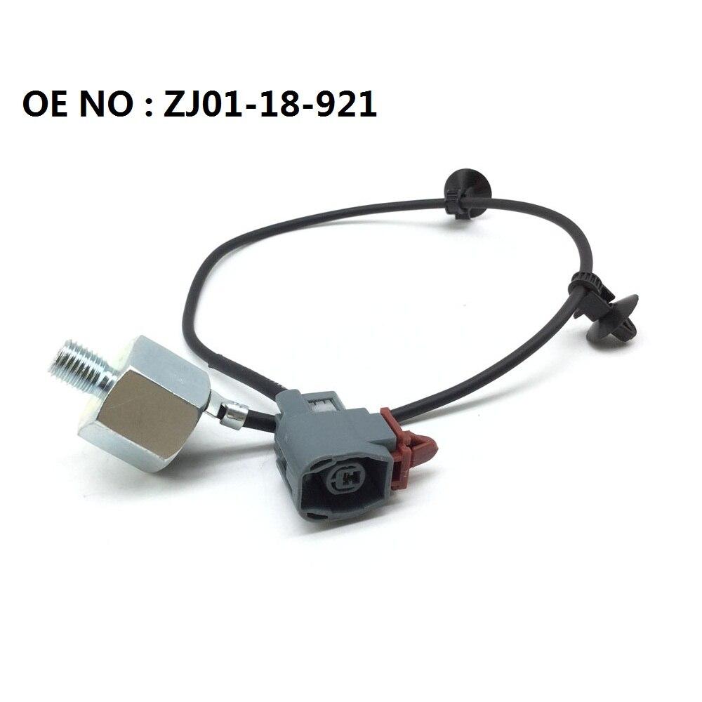 ZJ01-18-921 Detonation Knock Sensor For MAZDA 3 BK 1.4 1.6 2.0 2.3 OE# E1T50371 ZJ0118921 E001T50471 V32-72-0025 0907019 SEB1669
