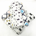 Summer 100%Muslin Cotton Single Layer Baby Towel Newborn Blanket Baby Swaddle Infant Wrap