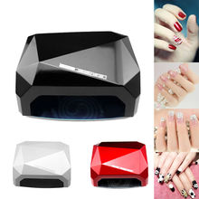 Profession To Poland UV+LED Nail Lamp/ Dryer With  Sensor FOR QQ Gel Bar.bie Gel nail polish beginner beginner Fast drying
