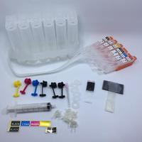 YOTAT 6Color PGI270XL CISS ink cartridge PGI 270 CLI 271 for Canon PIXMA MG7720 TS8020 TS6020 printer