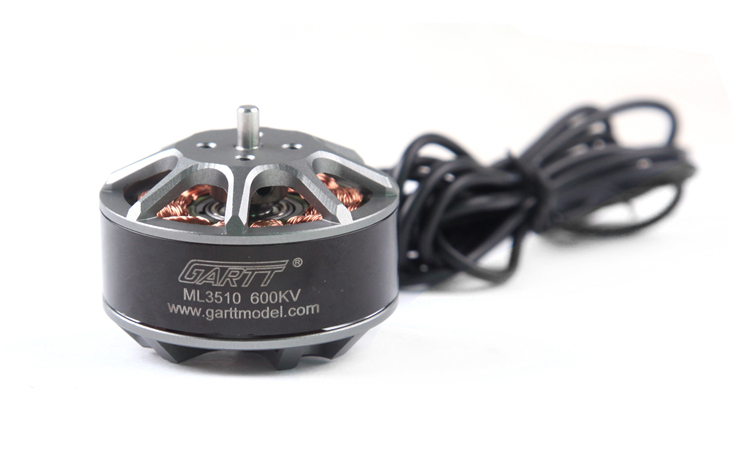 GARTT ML 3510 600KV  Brushless RC Motor For Multicopter  Quadcopter Hexa 2017 dxf sunnysky x2206 1500kv 1900kv outrunner brushless motor 2206 for rc quadcopter multicopter