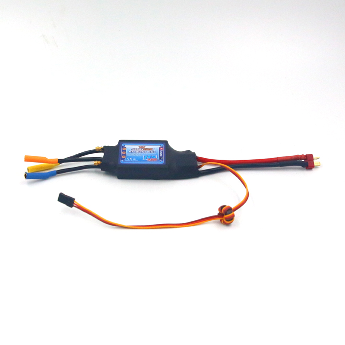 1PCS 125A Water-cooled ESC Bidirectional Brushless ESC Electric Speed Controller with BEC 2-7S Brake for RC SS Boats low price sell brushless esc for car boats rc model 50a brushless esc for boat with water cooling system brake xxd50a
