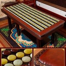 Корея, Термальный нефритовый, турмалиновый и германиевый бриллиантовый коврик, медицинский гигиенический красивый диван коврик