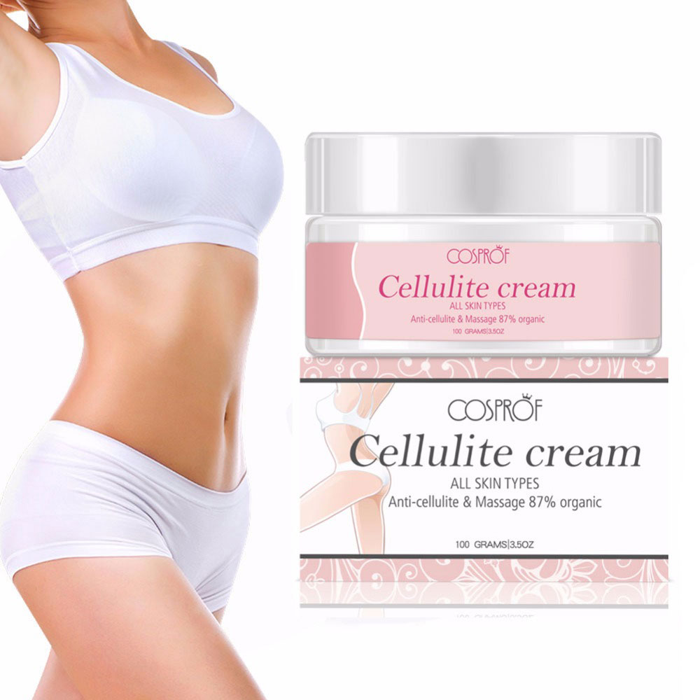 Mini COSPROF Body Slimming Cream Anti Cellulite Cream Fat Burner Weight Loss Creams for Men/Women крем anariti anti cellulite body cream