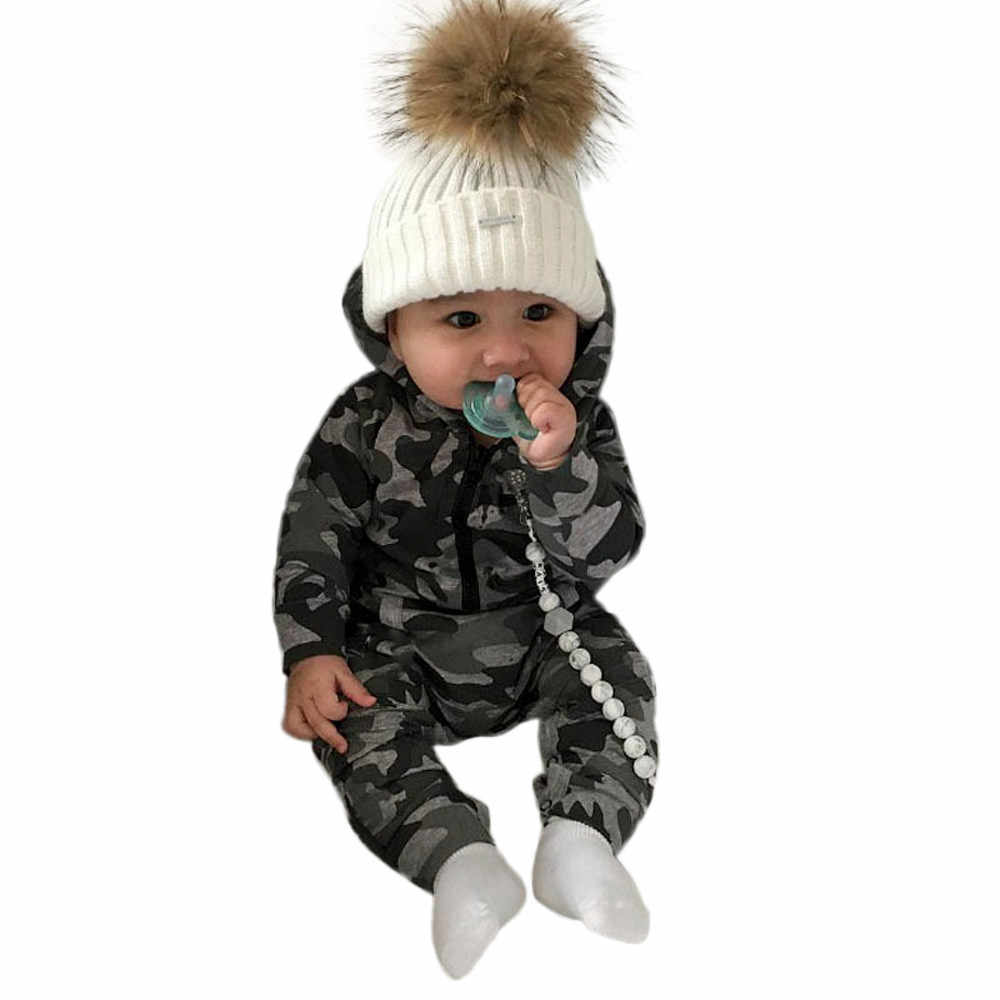 8d99894a90aa Detail Feedback Questions about 2018 New infant Baby Boy Hooded ...