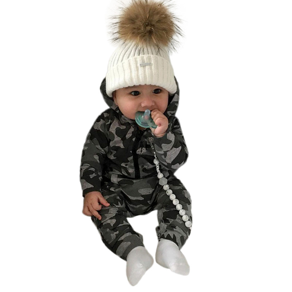 2d28f9a3d Detail Feedback Questions about 2018 New infant Baby Boy Hooded ...