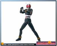 Japan Kamen Masked Rider Original BANDAI Tamashii Nations SHF S H Figuarts Toy Action Figure BLACK