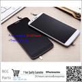 Best quality For LG G2 D802 D805 LCD Display+Touch Screen with frame 100% Original Digitizer Assembly Replacement  in stock