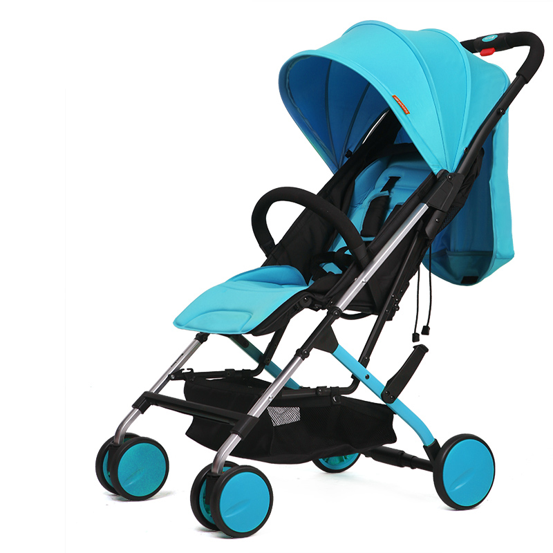 Sallei baby stroller umbrella car light child folding small baby portable trolleys ultra-light пазлы educa пазл сноуборд 500 деталей