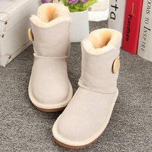2019 baby girls boots kids ug buty children boys girl rain boots ugs kids  winter shoes snow boots duck toddler boots for kids e585925bb262