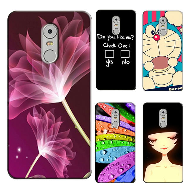 best service 9bce5 ce713 Hard Back Cover Case for Lenovo k 6 K6 Power K33a42 K6 Note/PLUS k6Plus  Beautiful Phone Cases Bags Protector Funda Skin-in Half-wrapped Case from  ...