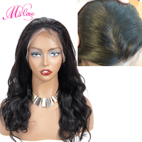 150% Silk Base Frontal Wigs Human Hair Body Wave Lace Front Human Hair Wigs For Women Pre Plucked Remy Brazilian Wigs For Women