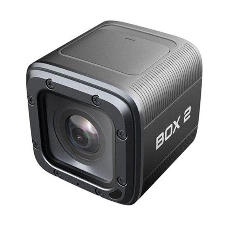 Darmowa wysyłka Foxeer Box 2 4 K 30Fps HD 155 stopni filtr ND FOVD nadzorem FPV działania uchwyt na aparat aplikacji Micro port HDMI w Części i akcesoria od Zabawki i hobby na  Grupa 3