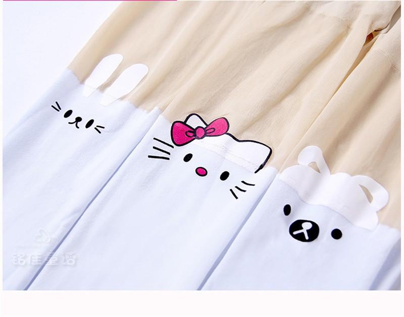 Warm Children Girls Pantyhose (2)