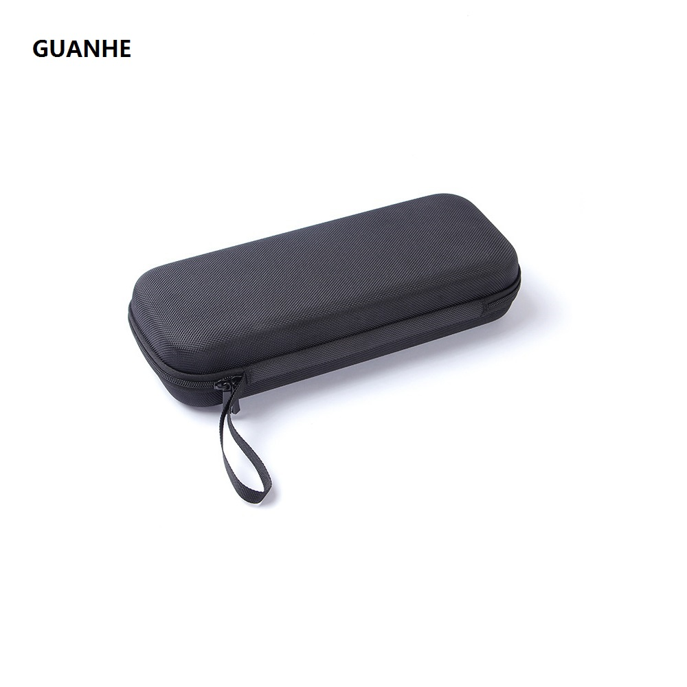 GUANHE Hard Case for Stethoscope bag / M.2 Solid State Drives Audio recording pen SSD - Includes Mesh Pocket for Accessories.