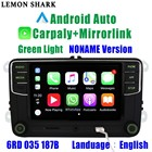Green Android Auto C...