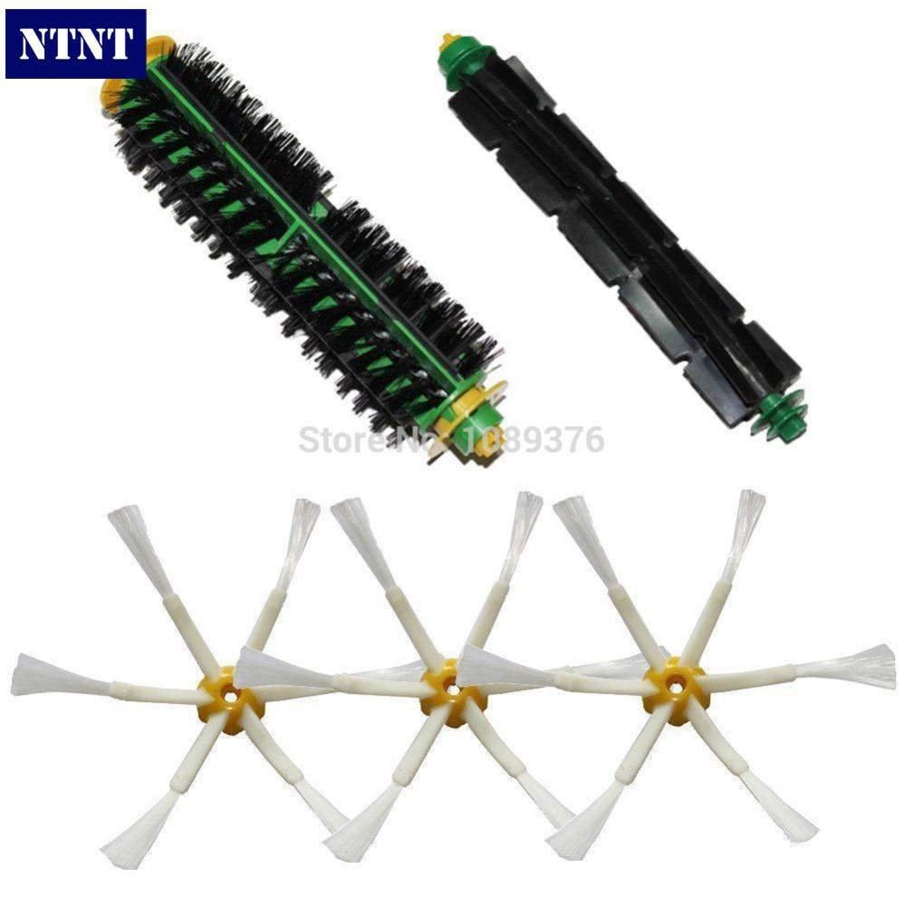 NTNT Free Post New 6-armed Side Brush for iRobot Roomba 500 Series 510 530 535 540 550 560
