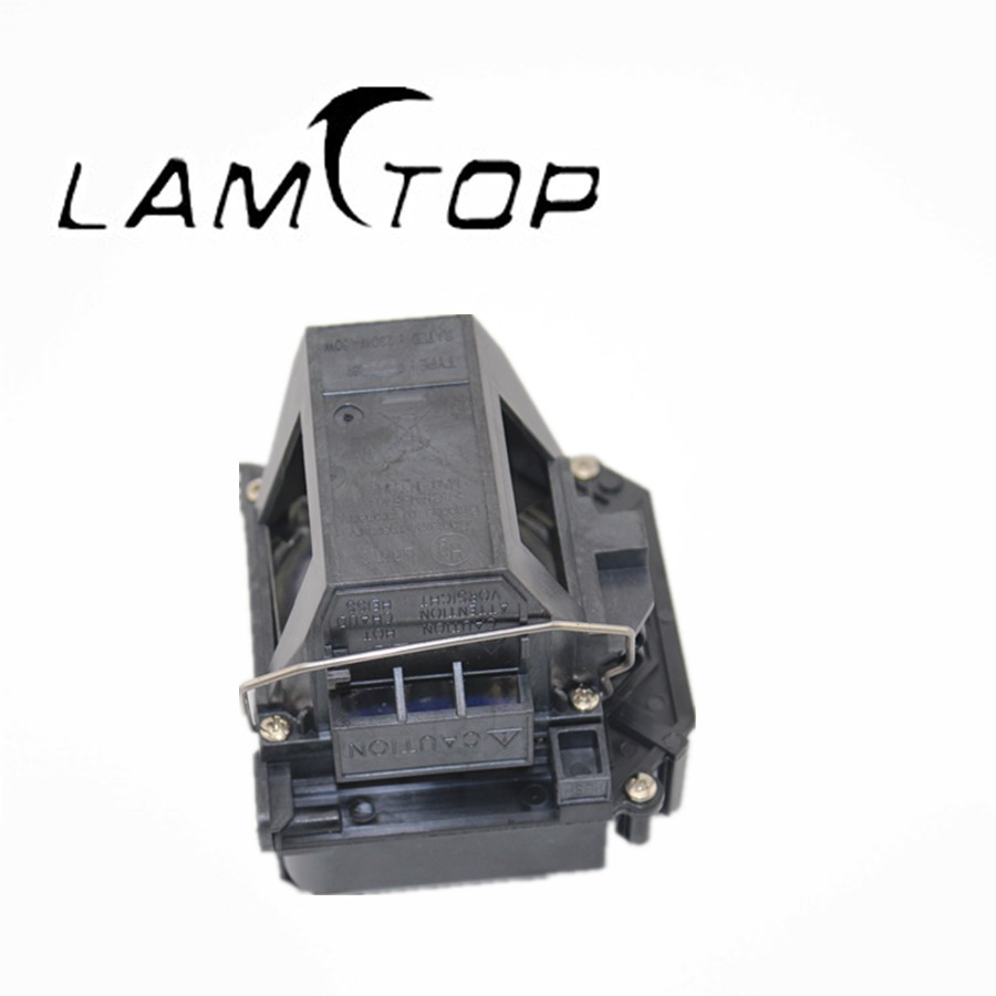 FREE SHIPPING  LAMTOP  180 days warranty  projector lamps with housing  ELPLP61/V13H010L61  for  EB-D6150 free shipping new projector lamps bulbs elplp55 v13h010l55 for epson eb w8d eb dm30 etc