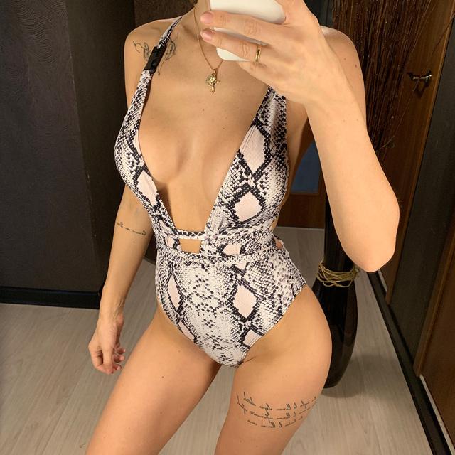 bca0347a20 DIY Long Strap Wrap Around 2019 Women Swimwear One Piece Swimsuit ...
