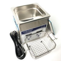 2Liter ultrasonic jewelry cleaner for mini ultrasonic cleaner