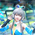 [IMCOSER] Free Shipping Cosplay Wig Vocaloid China Luo Tianyi in splitting women  wig the sword in the spring and autumn