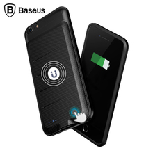 Baseus Cover For iPhone 7 Battery Case Fast Charger Power Bank Coque Battery Case For iPhone 7 Plus Case Cover