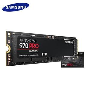 Image 3 - Samsung 970 PRO M.2(2280) 512GB 1TB SSD nvme pcie Interne Solid State Disk HDD Festplatte zoll Laptop Desktop MLC PC Disk