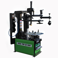 Automatic Car Tire Mounting Machine Tire Changer Auxiliary Arm Pneumatic 24 Inch Explosion proof Tyre