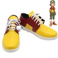 Digital Monster digimons Kanbara Takuya cos Cosplay Shoes Boots