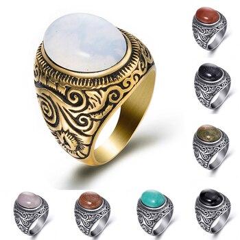 437ecda90a34 KCALOE gran flor de cristal austríaco anillos de boda para mujeres joyería  Bague Femme Color plata grandes accesorios de anillo de compromiso