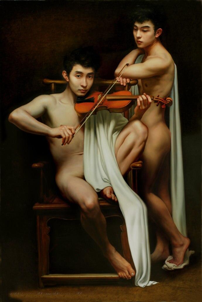 Nude Art Men 105