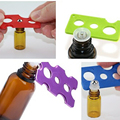 Free shipping Colorful Essential Oil Opener Key Tool Remover For Roller Balls and Caps Bottles