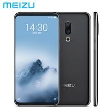 MEIZU 16th LTE 4 г мобильный телефон 8 Гб оперативная память 128 Встроенная Snapdragon845 OctaCore 6,0 «1080×2160 p полный экран 12MP + 20MP Android 8
