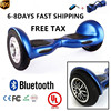 Self Balancing Electric Scooter Hoverboard 2 Wheels UL CERTIFIED Blue
