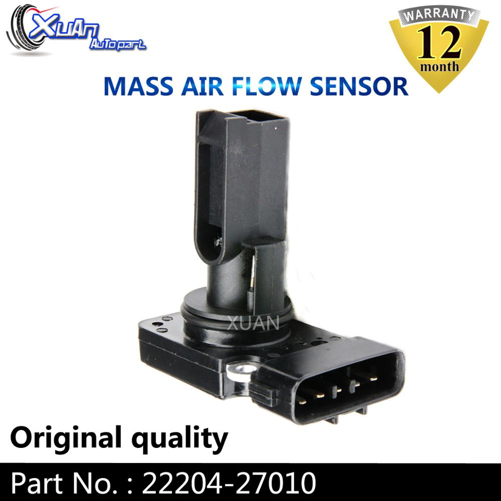 Toyota RAV4 MK2 2.0 D-4D 4WD Genuine ACP Air Mass Sensor MAF Flow Meter