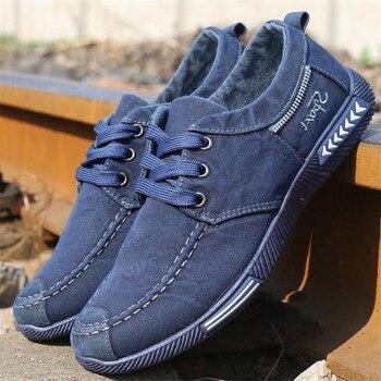 Nuevas zapatillas de deporte cómodas de alta calidad, zapatos de lona informales para hombres, transpirables salvajes, bajas para ayudar a los zapatos casuales para hombres 38-46
