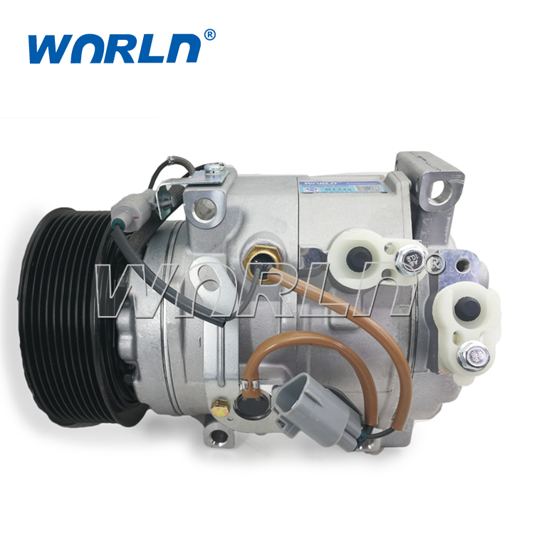 Auto Replacement Parts Collection Here Auto A/c Compressor For Toyota Prado 2008-2011/landcruiser 2008-2011/gx460/lx570/d4d/4.5 4472800012/2473005652/447280-0012/24730 An Indispensable Sovereign Remedy For Home Air-conditioning Installation