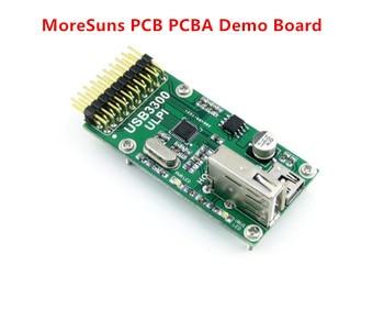 10PCS USB3300 USB HS Board Host for OTG PHY Low Pin ULPI Evaluation Development Module Kit