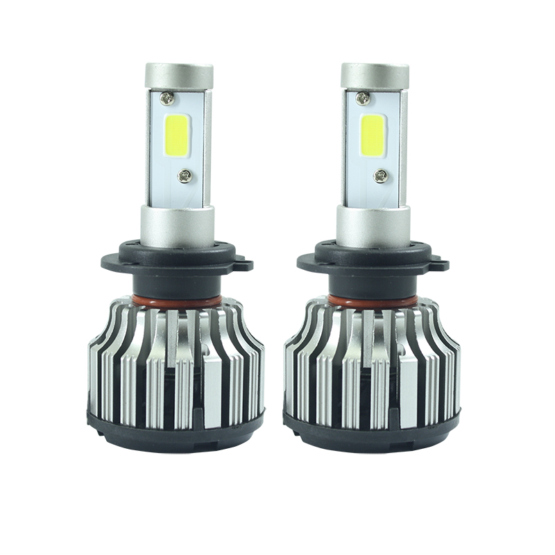 2x Car styling Car H7 H4 LED Headlights Bulb HB2 9003 HB3 9005 HB4 9006 H27 880 881 H3 H8 H9 H11 H1 LED H7 H4 Lights for Car car styling auto h4 led bulb h7 lighting car led 12v lights h4 h7 h11 led lamps light bulbs headlights for cars led headlights