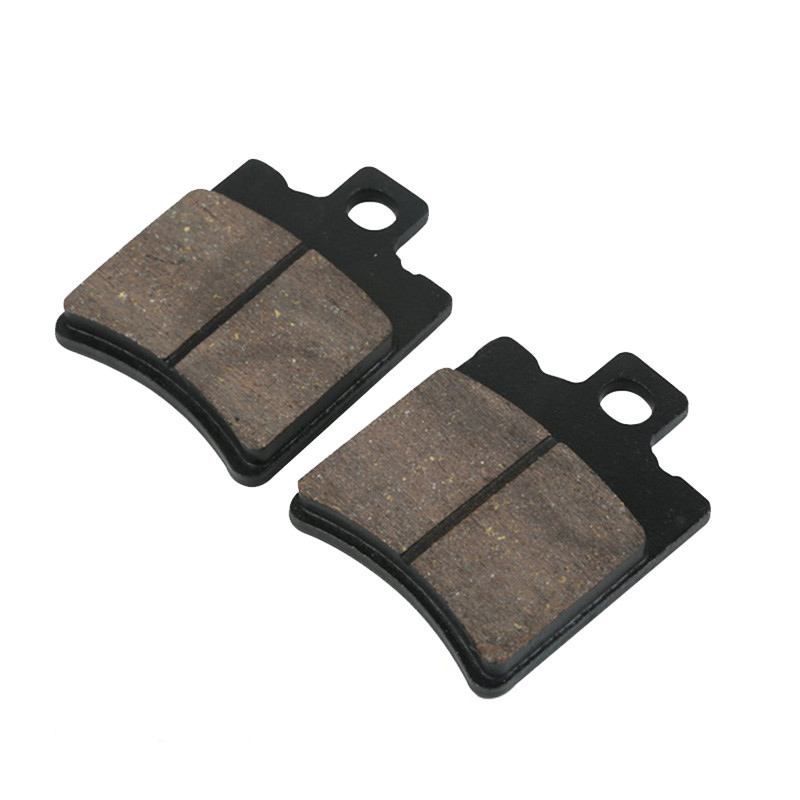 Front Brake Pads For <font><b>Honda</b></font> H <font><b>50</b></font> T Fifty/Scoopy 97-03 /<font><b>SH</b></font> 100 T/W/X/Y/1 Scoopy 96-01 /SZX <font><b>50</b></font>(X8R) Cross Sport 98-04/ FX <font><b>50</b></font> 95-04 image