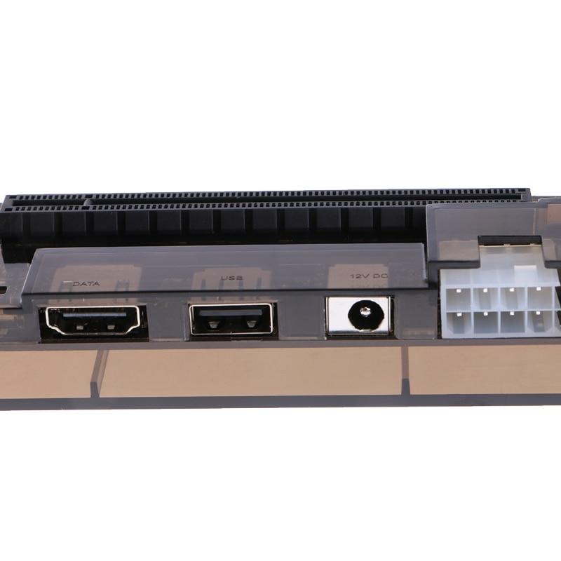 PCIe PCI-E V8.4D EXP GDC Station d'accueil pour carte vidéo externe pour ordinateur portable/Station d'accueil pour ordinateur portable (Version d'interface Mini PCI-E) nouvelle arrivée - 5