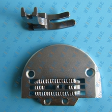 HEAVY DUTY NEEDLE PLATE FEEDER SET INDUSTRIAL SEWING # 150792+150793+P127