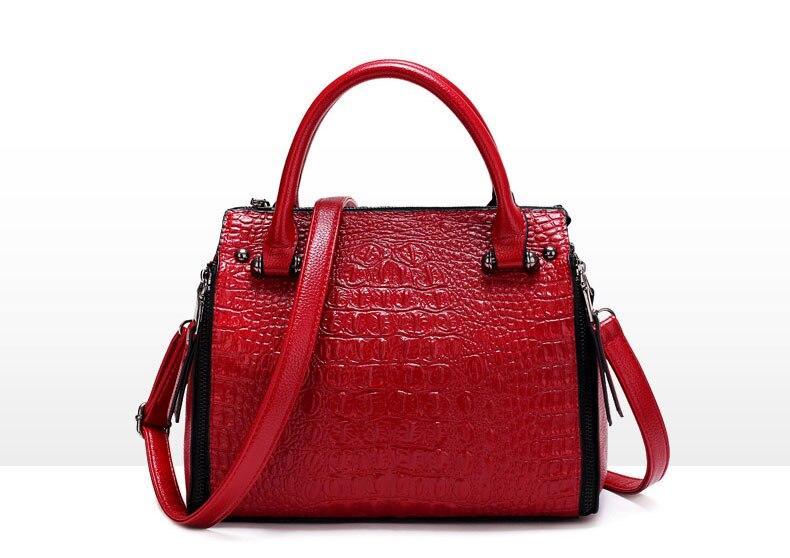 ФОТО Alligator Women'S Bags Vintage Casual Handbag Lady Luxury Bag Tote Shoulder For Girls Women Handbags Brand Messenger Crossbody